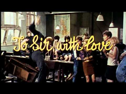 To Sir With Love  Movie Trailer