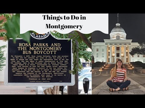 Things To Do In Montgomery Alabama