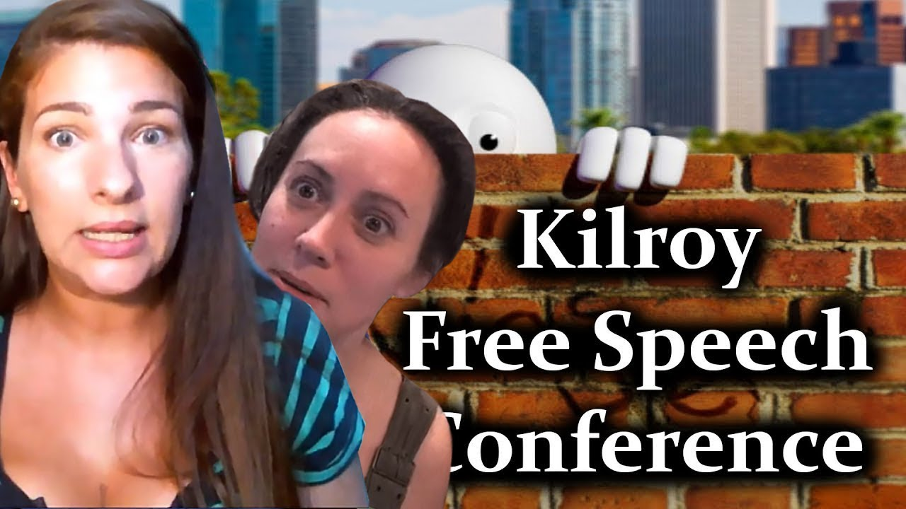 Based Danger - The Kilroy Free Speech Conference