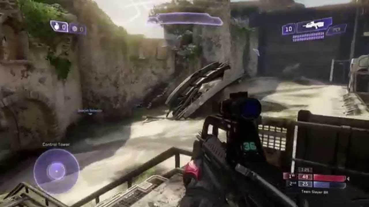 Xbox One To Windows 10 Streaming  Halo 2 Anniversary Multiplayer  YouTube