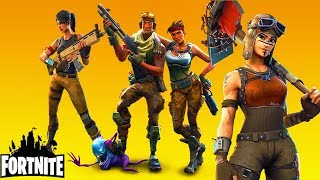 New Soldier, Quest, Carcass Loot - Weapon Prefixes! Fortnite Save the World