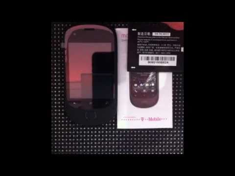 T-Mobile Move Unboxing