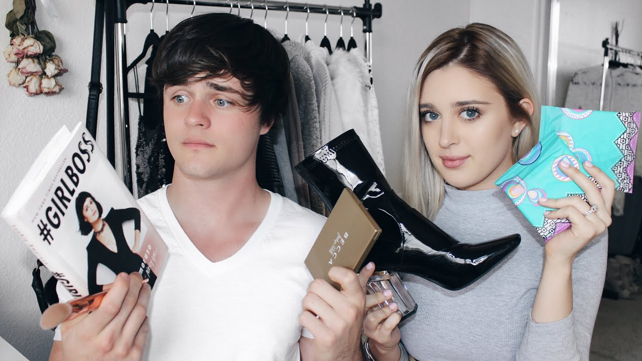 Guy Guesses Prices Of Girly Items Bras Makeup Clothes