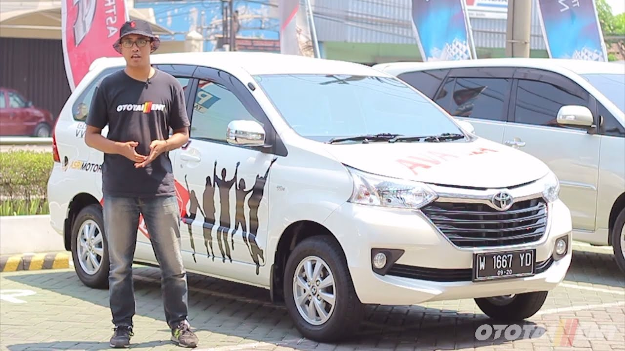 dimensi grand new avanza spesifikasi all yaris trd 2014 toyota review indonesia youtube