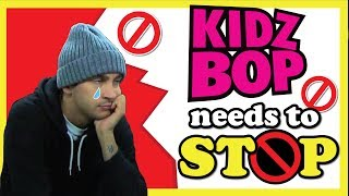 KIDZBOP QUIZ ! 🚫👎(They ruined good music) for crankthatfrank
