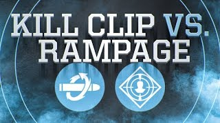 Destiny 2: Kill Clip vs Rampage!  (PvP AND PvE)