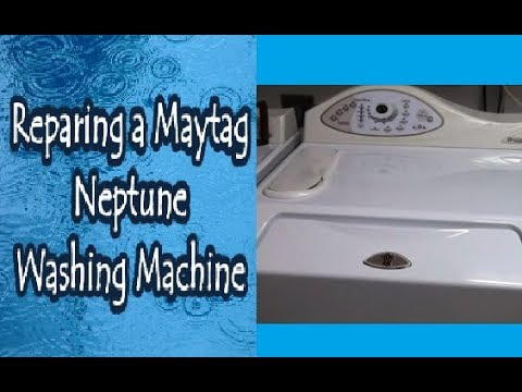 Maytag Neptune Washing Machine Repair