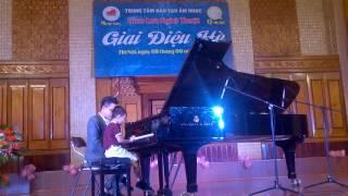 dạy piano - thanh nhạc - guitar - múa - dance - cảm  thụ âm nhạc ĐT 046  326 5555