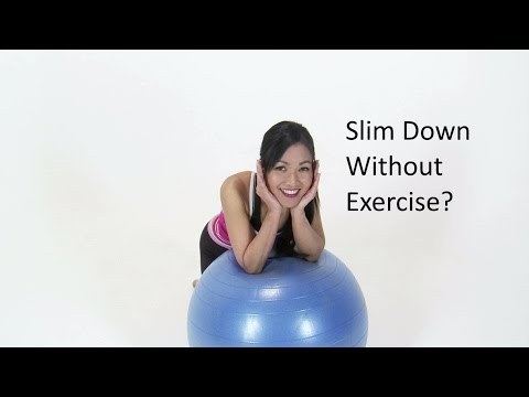 Slimming Dreams | How to Slim Down Fast in a Week Without Exercise