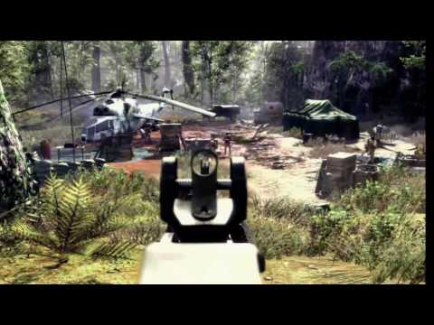 Call of Duty: Black Ops Gameplay Demo Pt. 1 - E3 2010