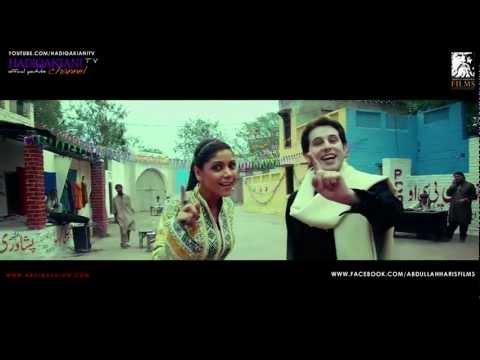 NISHTA DILDAR NISHTA - Irfan Khan & Hadiqa Kiani (Official Music Video)