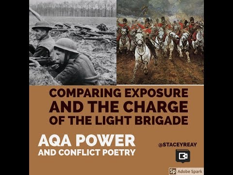 Exposure Vs Charge of The Light Brigade