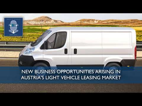 New Business Opportunties Arising in Austria's Light Vehicle Leasing Market