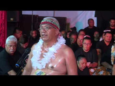 FaleFitu Easter Camp 2016 Faa Samoa Welcome - Mount Druitt