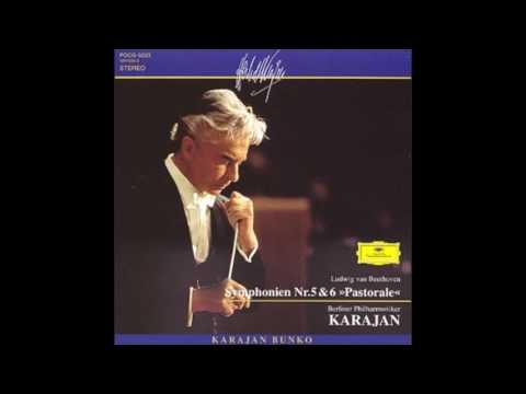 """بتهوون - سمفونی شماره 5 """"سرنوشت"""" Op.67 کارایان ارکستر فیلارمونیک برلین 1962"""