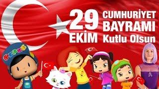 29 Ekim Cumhuriyet Bayramımız Kutlu Olsun - Düşyeri