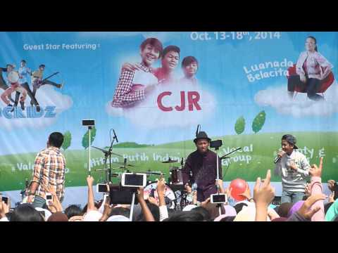 CJR - Life Is A Bubble Gum @ Global Islamic School