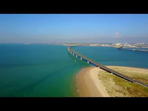 4K - Pont de l'Île de Ré