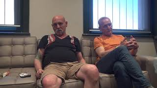 ORBITAL Interview - Talking about Manchester - Pre Hacienda gig in MANCHESTER on 30th May 2021