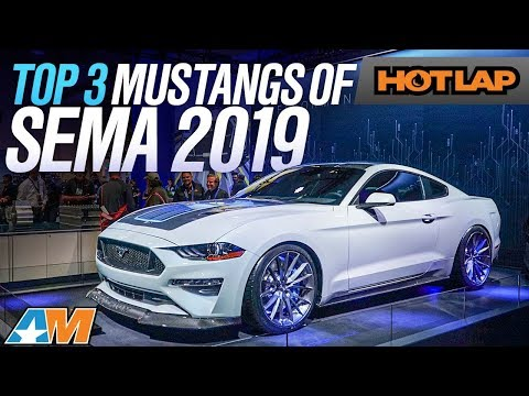The Top 3 Ford Mustangs Of SEMA 2019 - Hot Lap