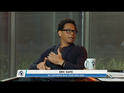 Eric Davis of NFL Network Joins The RE Show In-Studio - 11/18/15