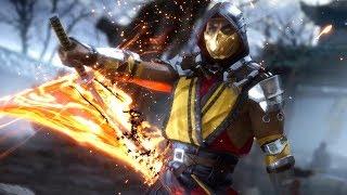 Baixar Mortal Kombat 11 - All Scorpion Intros/Dialogues So Far