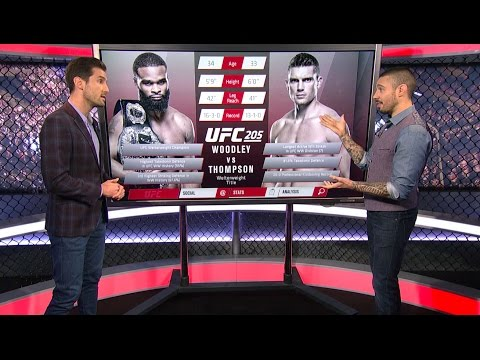 UFC 205: Inside The Octagon - Tyron Woodley vs. Stephen Thompson