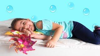 Elif Öykü's School Morning Routine Fun Kid Video