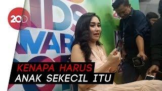 Video Komunikasi dengan Putri Denada, Ayu Ting Ting Terharu download MP3, 3GP, MP4, WEBM, AVI, FLV Juli 2018