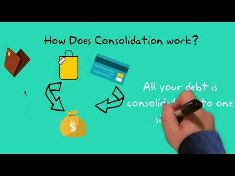 Debt Consolidation Vs Debt Review
