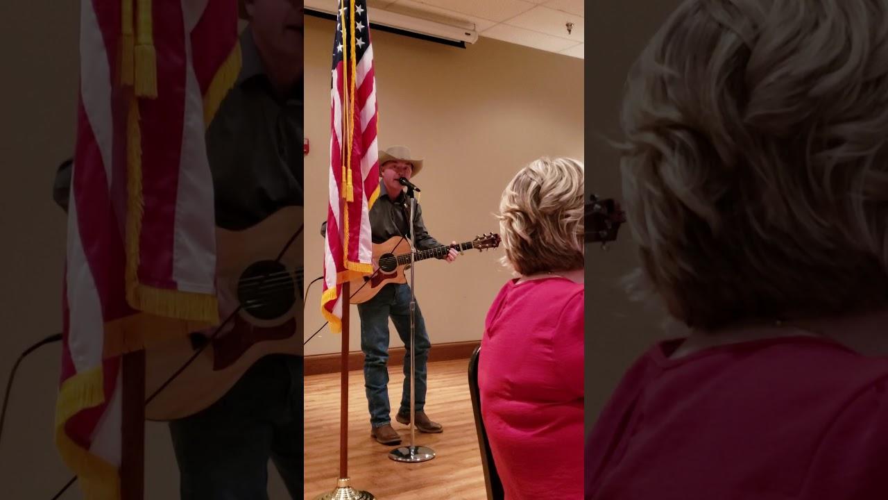 "Bryan Lewis ""Maybe I'll Vote Democrat Again"" Live Version"