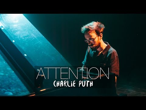 """Attention"" - Charlie Puth (Piano Cover) - Costantino Carrara"