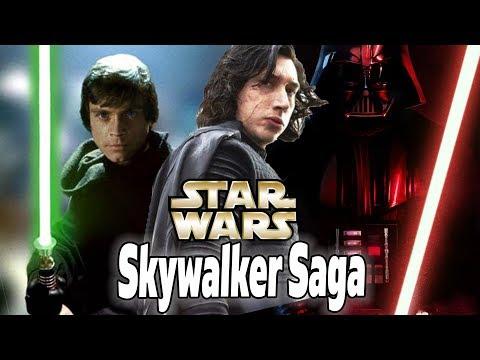 Star Wars Episode 9: Kylo Ren and Ending the Skywalker Saga