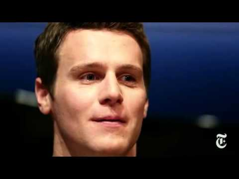 Jonathan Groff-I Got Lost in His Arms(NY Times)[한글자막]