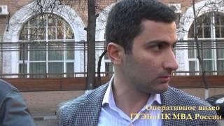 Два столичных налоговика задержаны при получении 3 млн рублей незаконного вознаграждения