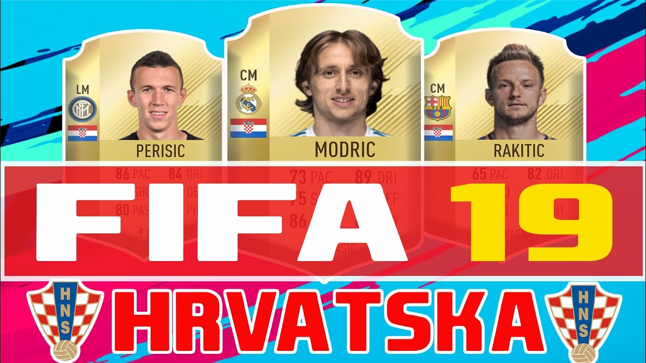 FIFA 19 - NEW NATIONAL TEAMS ADDED ! w/ Croatia, Nigeria ...