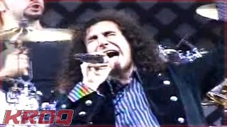 System Of A Down - Attack live【KROQ AAChristmas | 60fps】