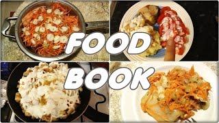 FoodBook 5: простые рецепты на каждый день