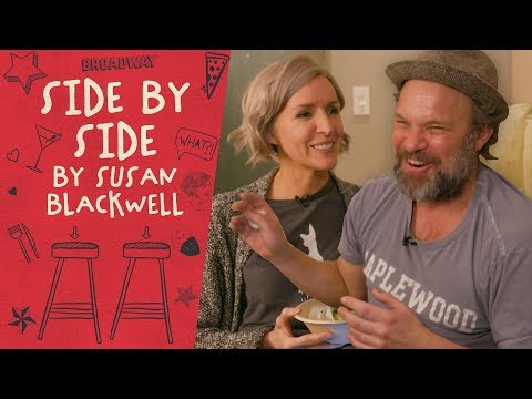 SIDE BY SIDE BY SUSAN BLACKWELL: Norbert Leo Butz of MY FAIR LADY