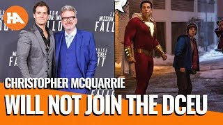 Christopher McQuarrie DCEU [UPDATE IN DESCRIPTION] | Shazam Costume