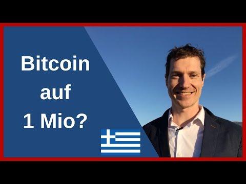 Bitcoin Entwicklung – Kurs auf 1 M-i-o oder Worst Case? Gratis-Download Whitepaper