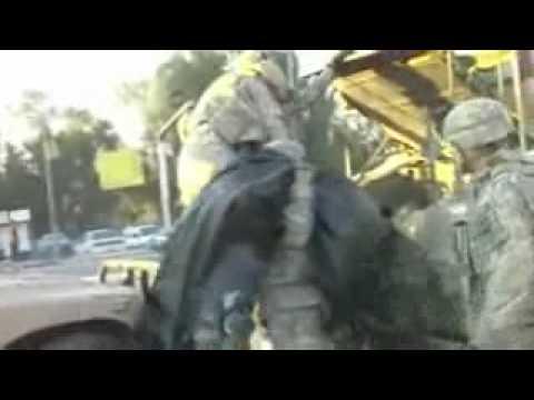 Brutality in Baghdad