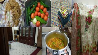 A housewife Productive day Routine || Cleaning || Cooking ||Laundry||Managing home easily...