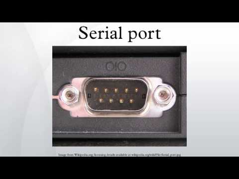 Image result for serial port