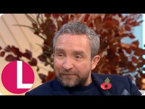 Eddie Marsan chats Ray Donovan, Mowgli and Being a Working Class Actor  Lorraine