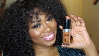 makeup forever ultra hd foundation tutorial
