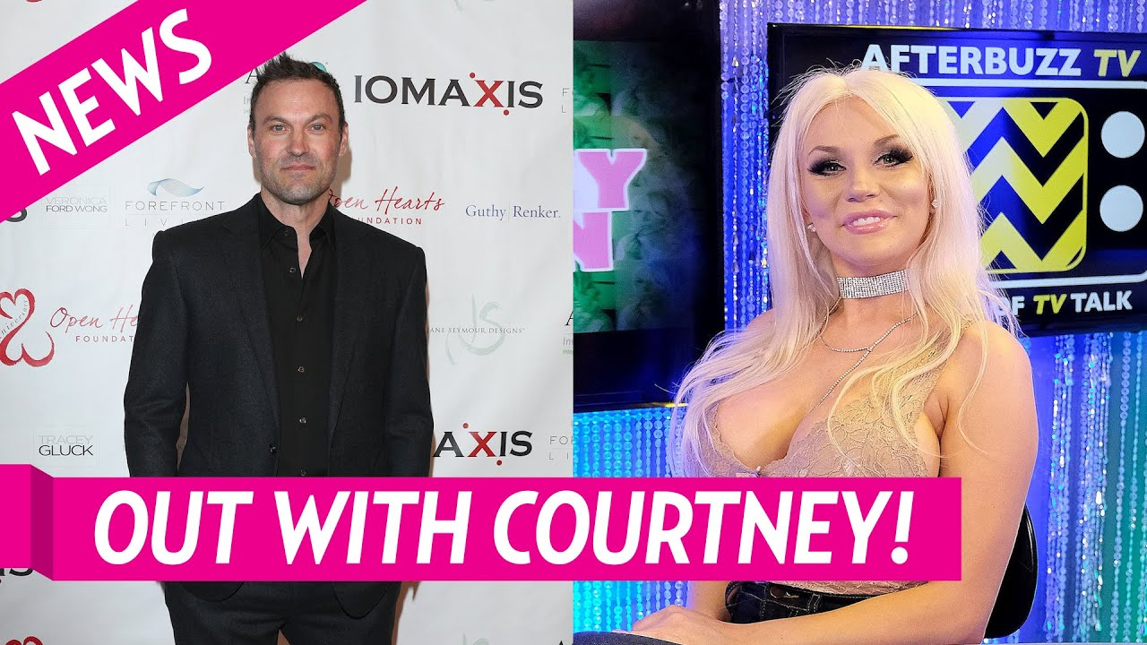 Courtney Stodden, Brian Austin Green spotted together after Megan ...