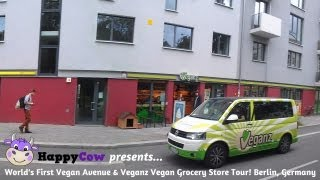 Video of Veganz - Schivelbeiner Strasse