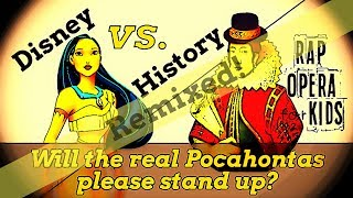 The True Story of Pocahontas for Kids Song (Remixed)