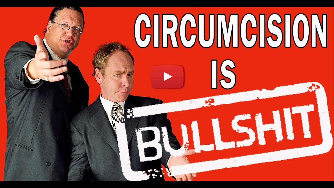 Download Circumcision is BullSh!T with Dr. Dean Edell + Penn & Teller